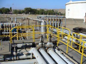 Haney Energy Advisors - Tank Farm Piping