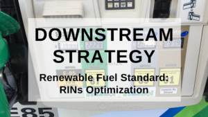 Haney Energy Advisors - Downstream Strategy